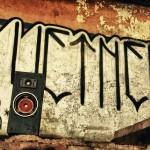 Vetnek Graffiti kunst
