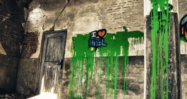 Graffiti in Coevorden