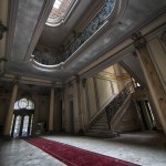 De binnenplaats - Chateau Lumiere