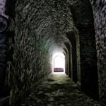 Gangen in Fort de La Chartreuse