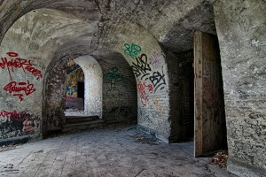 Urbex Fort Chartreuse