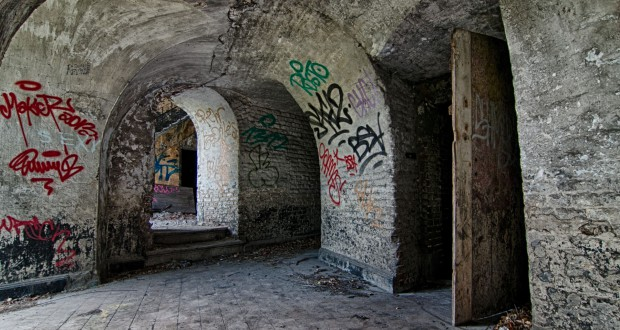 Urbex Fort Chartreuse